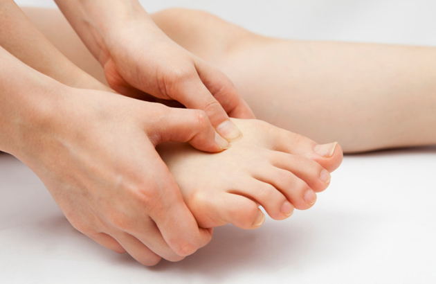 Foot Health in Diabetes