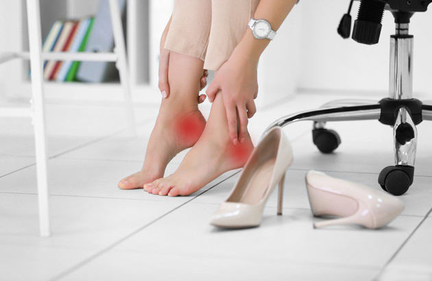 Causes of Foot Pain Point Cook